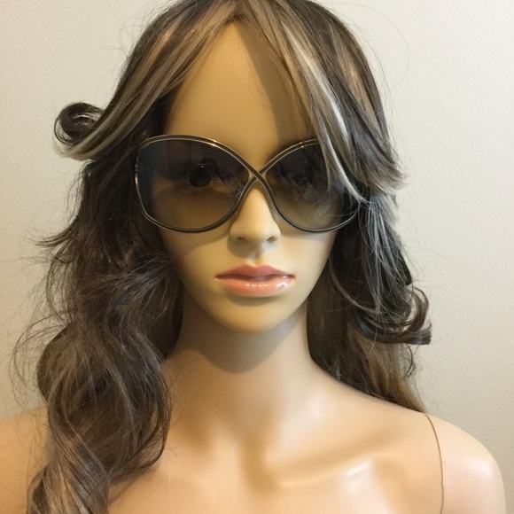 065d4ed3f3335 Tom Ford Brown Gold Rickie Sunglasses